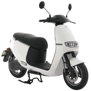 AGM Ecooter E2 S40/42 Wit 25 km