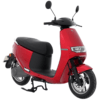 AGM Ecooter E2 S60/62 Rood