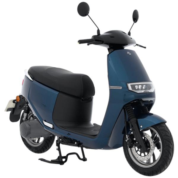 AGM Ecooter E2 S60/62 Blauw elektrisch