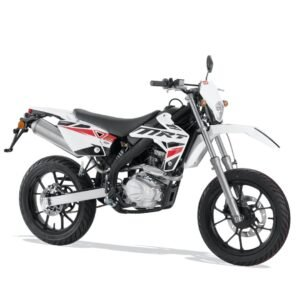 Rieju Bye Bike MRT 125 SM Wit