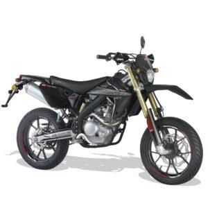 Rieju Bye Bike MRT 125 SM PRO Zwart