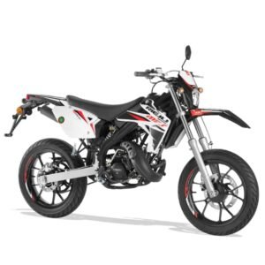 Rieju Bye Bike MRT 50 SM Wit