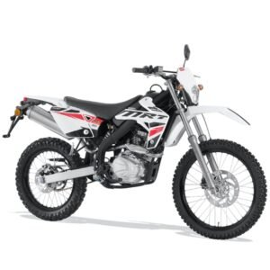 Rieju Bye Bike MRT 50 wit
