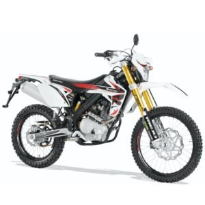 Rieju Bye Bike MR Racing 125 Wit