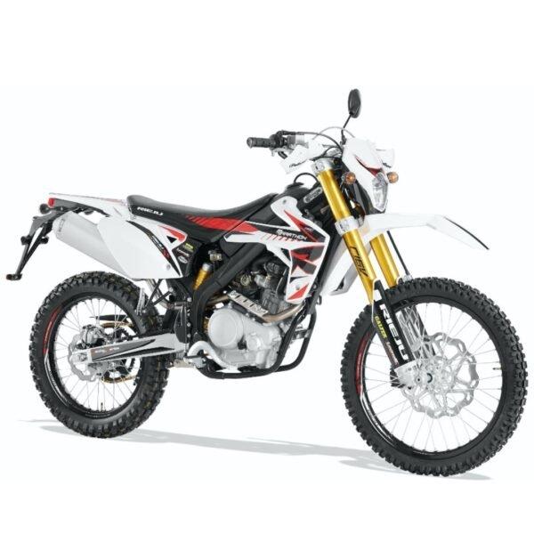 Rieju Bye Bike MR Racing 125 Wit